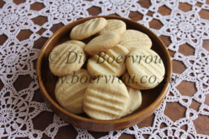 Brosbrood-Koekies