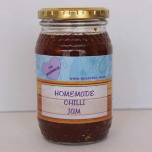 Homemade Jam / Tuisgemaakte konfyt